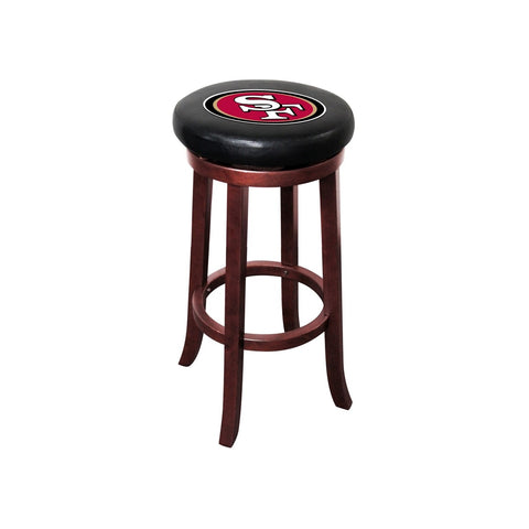 Imperial San Francisco 49ers Wood Bar Stool