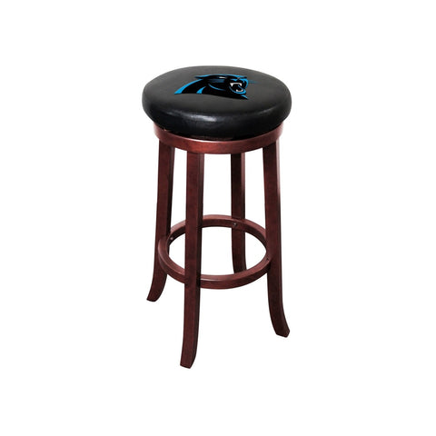 Imperial Carolina Panthers Wood Bar Stool