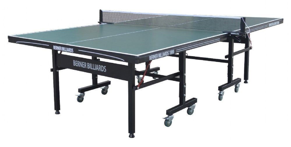 Berner 1800 Ping Pong Table in Green