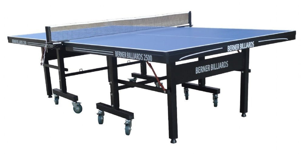 Berner 2500 Ping Pong Table in Blue