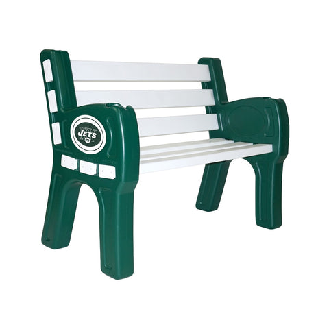 Imperial New York Jets Park Bench