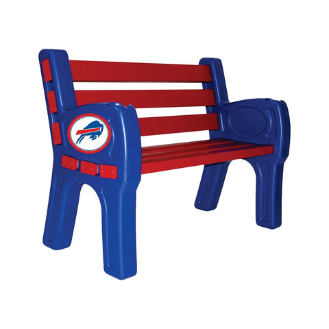 Imperial Buffalo Bills Park Bench