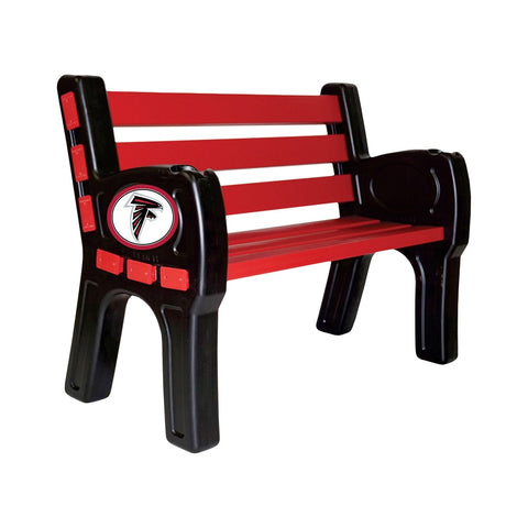 Imperial Atlanta Falcons Park Bench