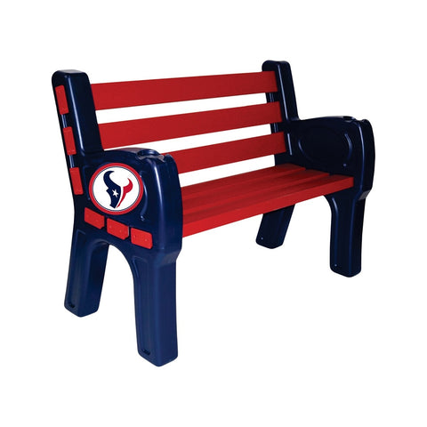 Imperial Houston Texans Park Bench