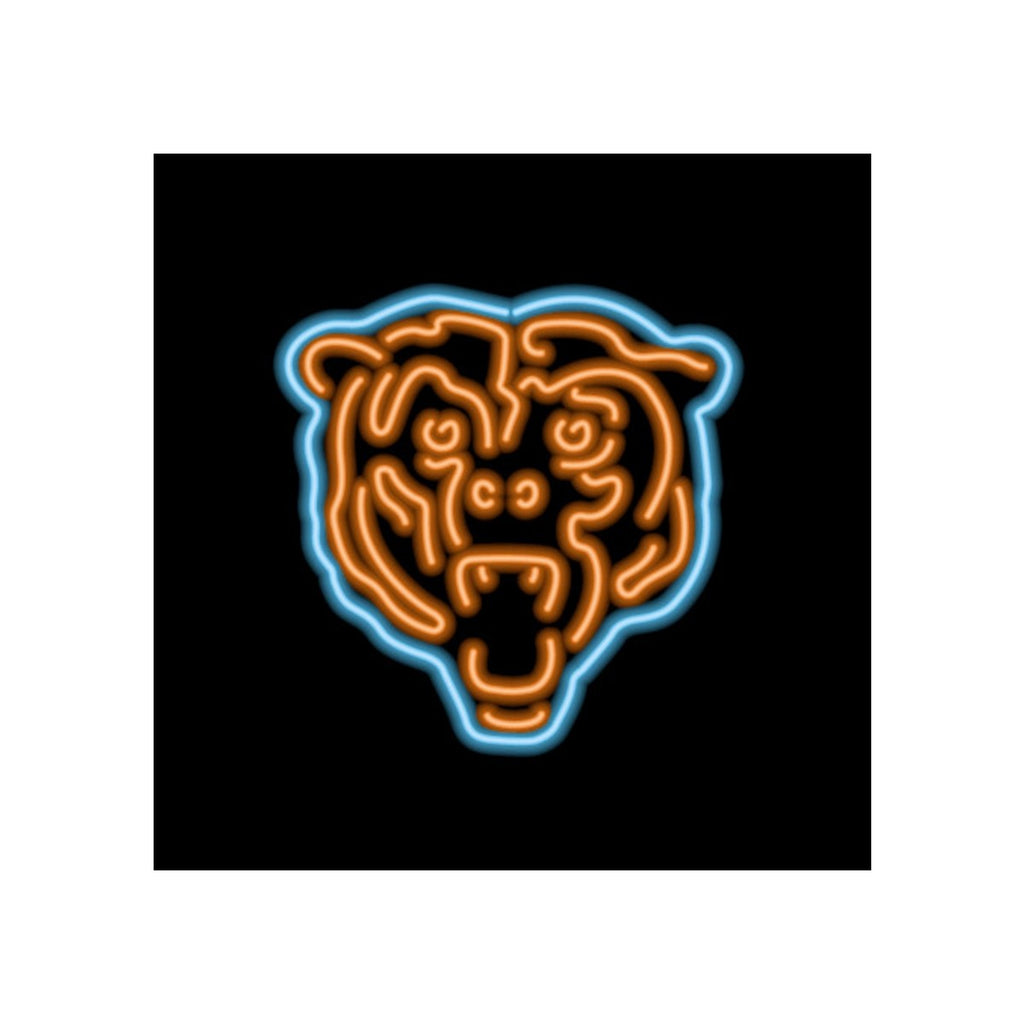 Imperial Chicago Bears Neon Light