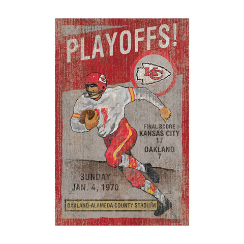 Imperial Kansas City Chiefs Wall Art