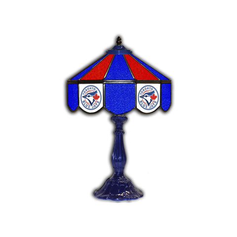 "Imperial Toronto Blue Jays 21"" Glass Table Lamp"