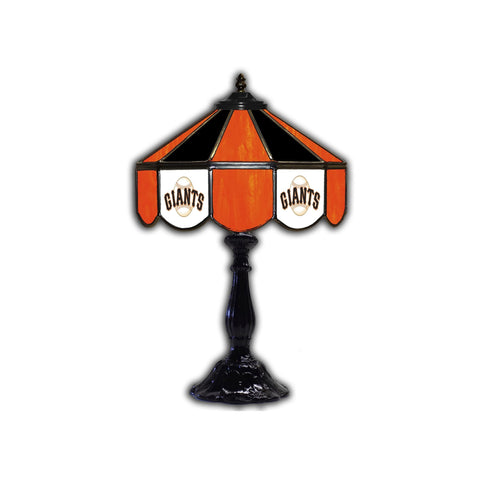 "Imperial San Fracisco Giants 21"" Glass Table Lamp"