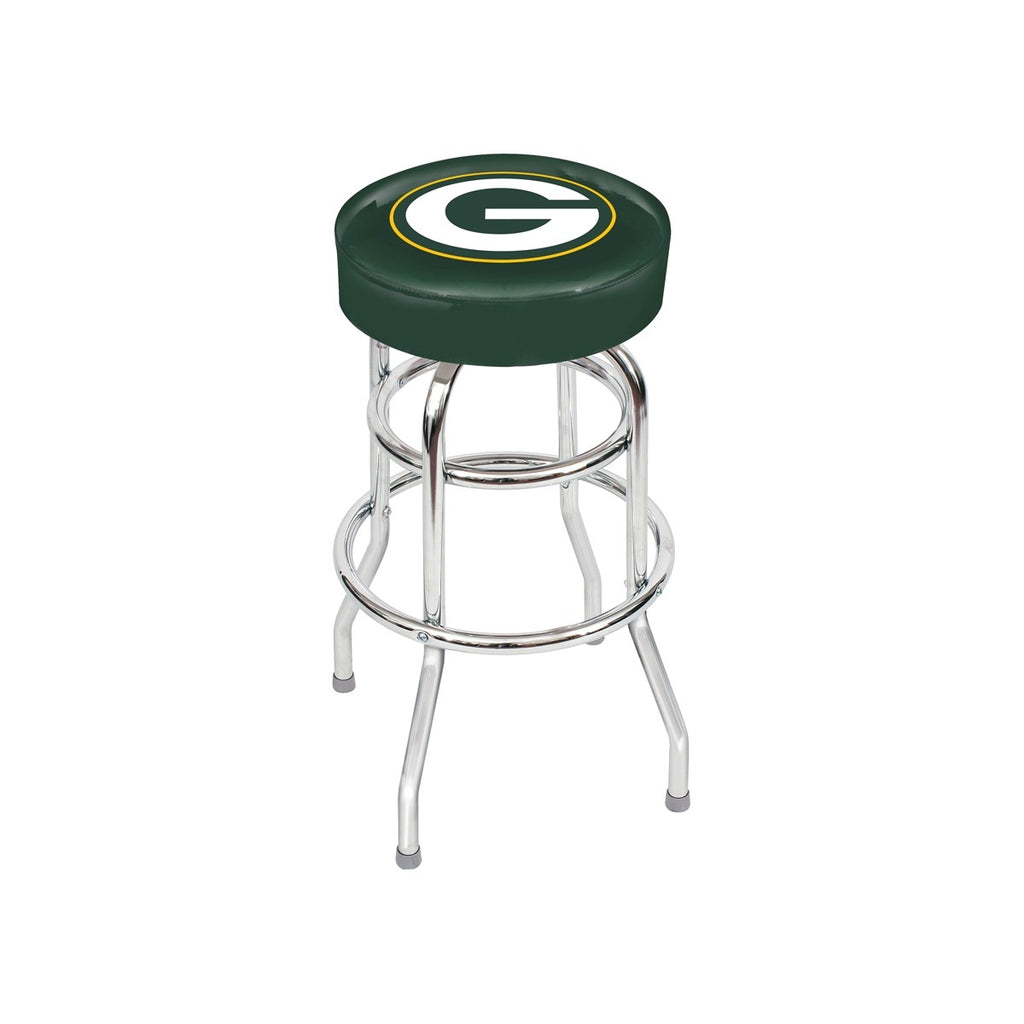 "Imperial Green Bay Packers 30"" Bar Stool"
