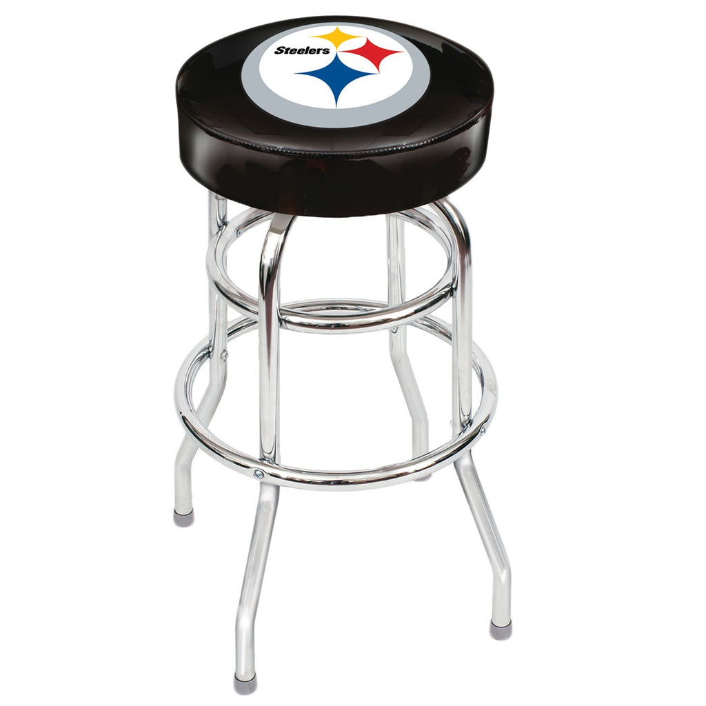 "Imperial Pittsburgh Steelers 30"" Bar Stool"