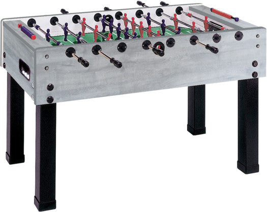 Garlando G-500 Grey Oak Foosball Table