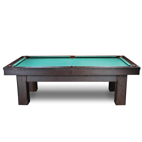 The Imperial Montvale Walnut Pool Table