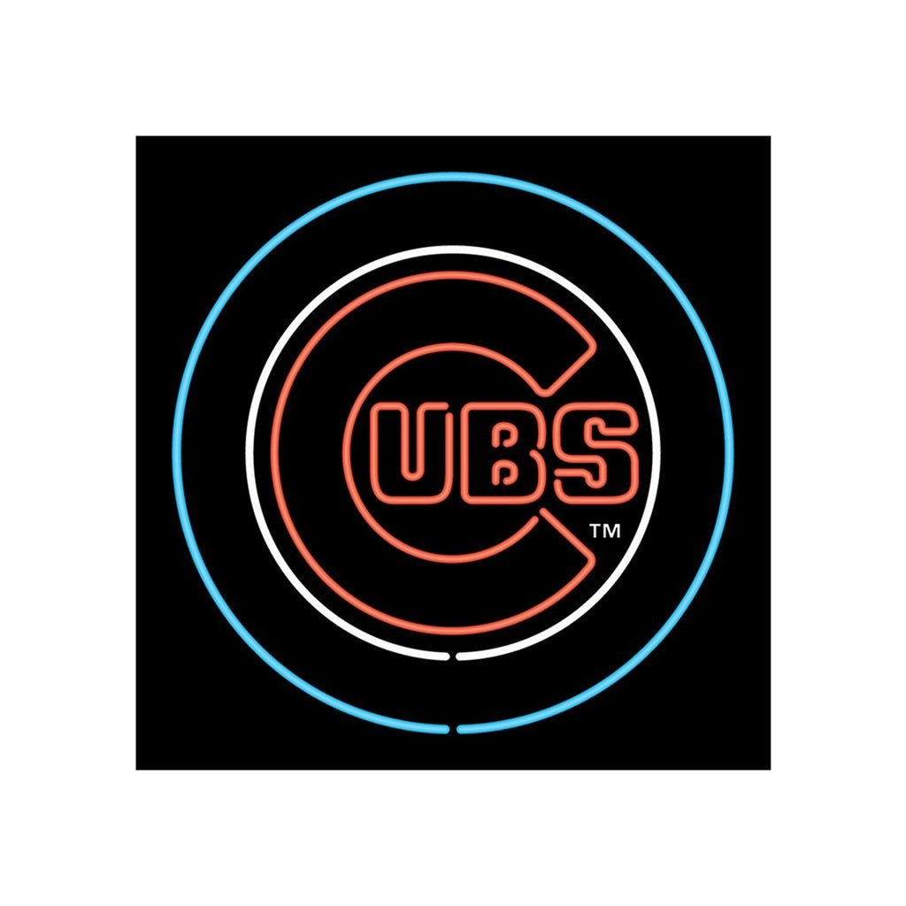 Imperial Chicago Cubs Neon Light
