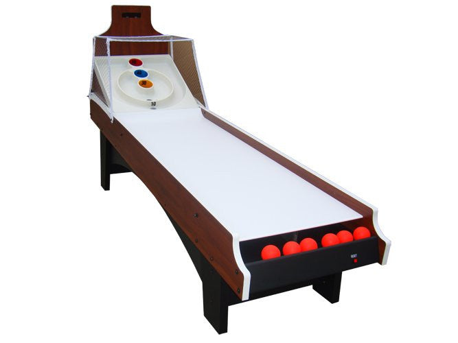 Berner Billiards Bulls-Eye Ball 8' Table