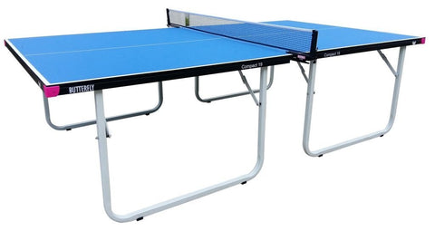 Butterfly Compact Blue Table Tennis Table