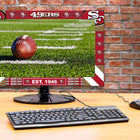 Imperial San Francisco 49ers Big Game Monitor Frame