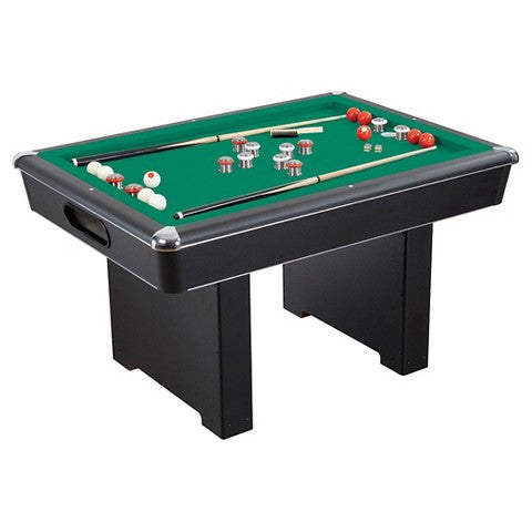 "Carmelli Renegade 54"" Slate Bumper Pool Table"