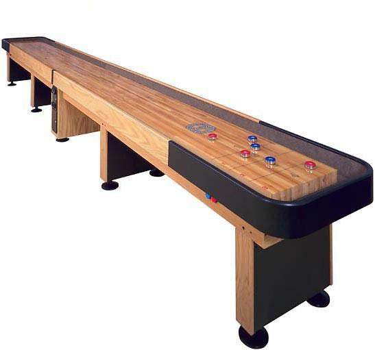 Champion 16' The Championship Shuffleboard Table
