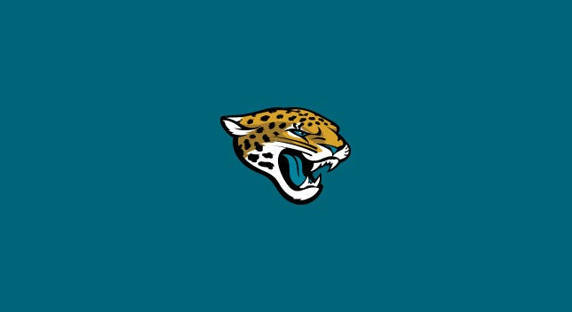 Imperial Jacksonville Jaguars Billiard Cloth