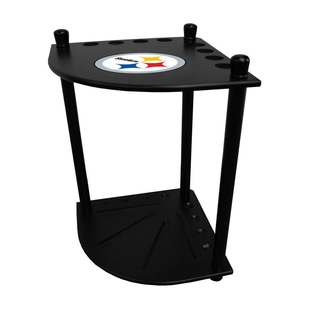 Imperial Pittsburgh Steelers Corner Cue Rack