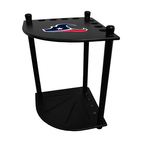 Imperial Houston Texans Corner Cue Rack