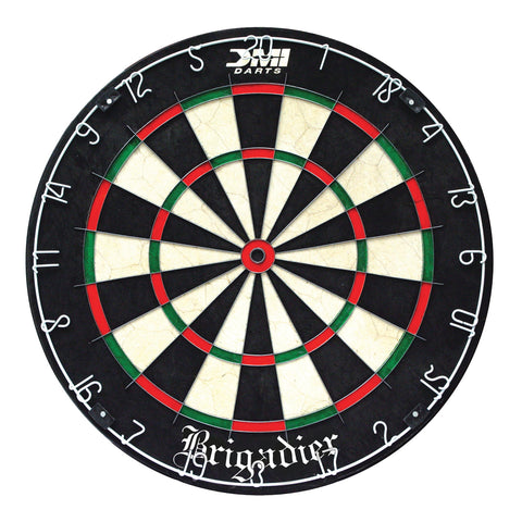 DMI Sports Brigadier Staple-free Bristle Dartboard