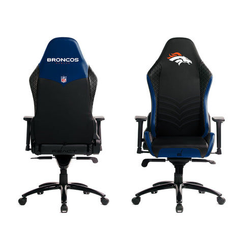 Imperial Denver Broncos React Pro-Series Gaming Chair