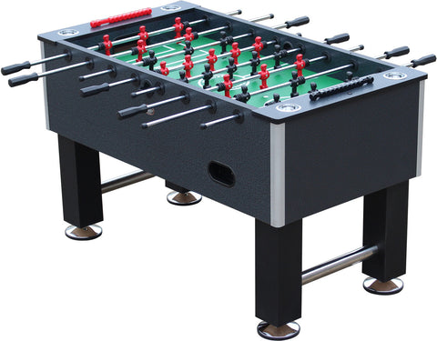 Playcraft Pitch Foosball Table in Charcoal