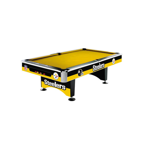 Imperial Pittsburgh Steelers 8-Ft. Pool Table