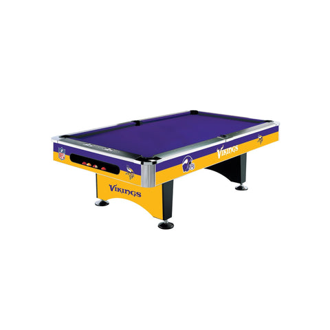 Imperial Minnesota Vikings 8-Ft. Pool Table