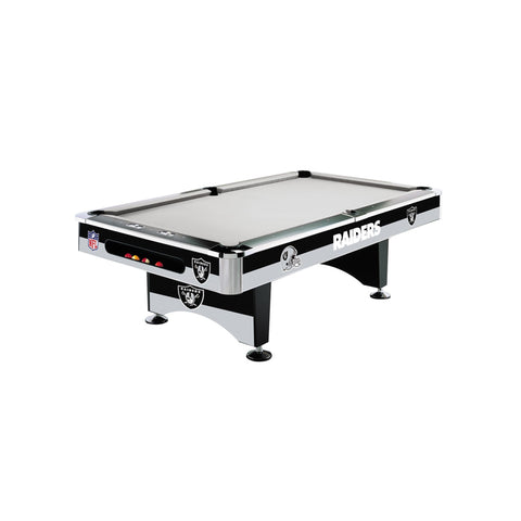 Imperial Oakland Raiders 8-Ft. Pool Table