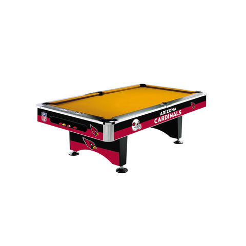 Imperial Arizona Cardinals 8-Ft. Pool Table