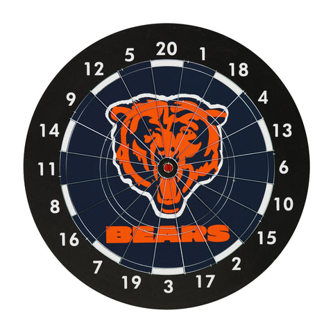 Imperial Chicago Bears Dartboard Gift Set