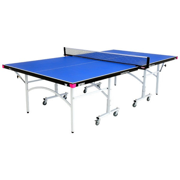 Butterfly Easifold Rollaway Blue Table Tennis Table