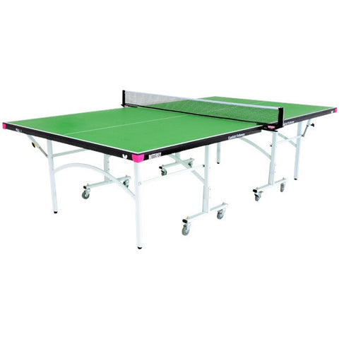 Butterfly Easifold Rollaway Green Table Tennis Table