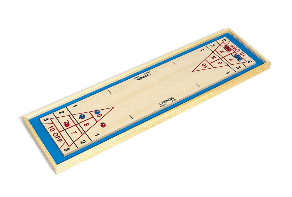 Carrom Shuffleboard Game