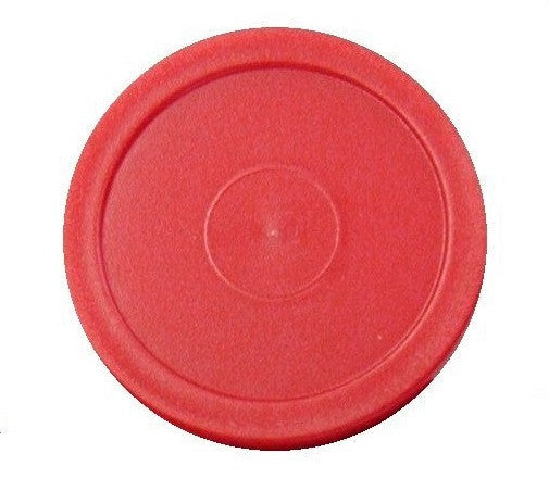 "Playcraft 2"" Hockey Disc, Red"