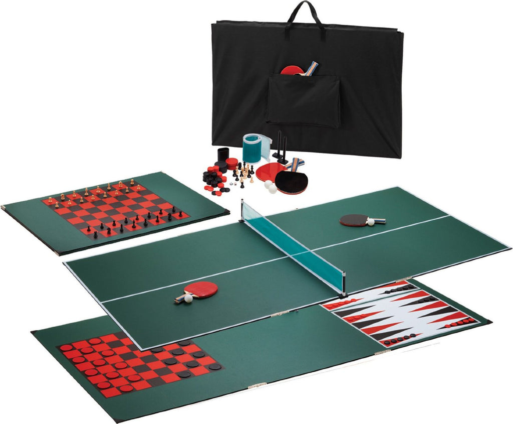 Viper Portable 3-in-1 Table Tennis Conversion Top