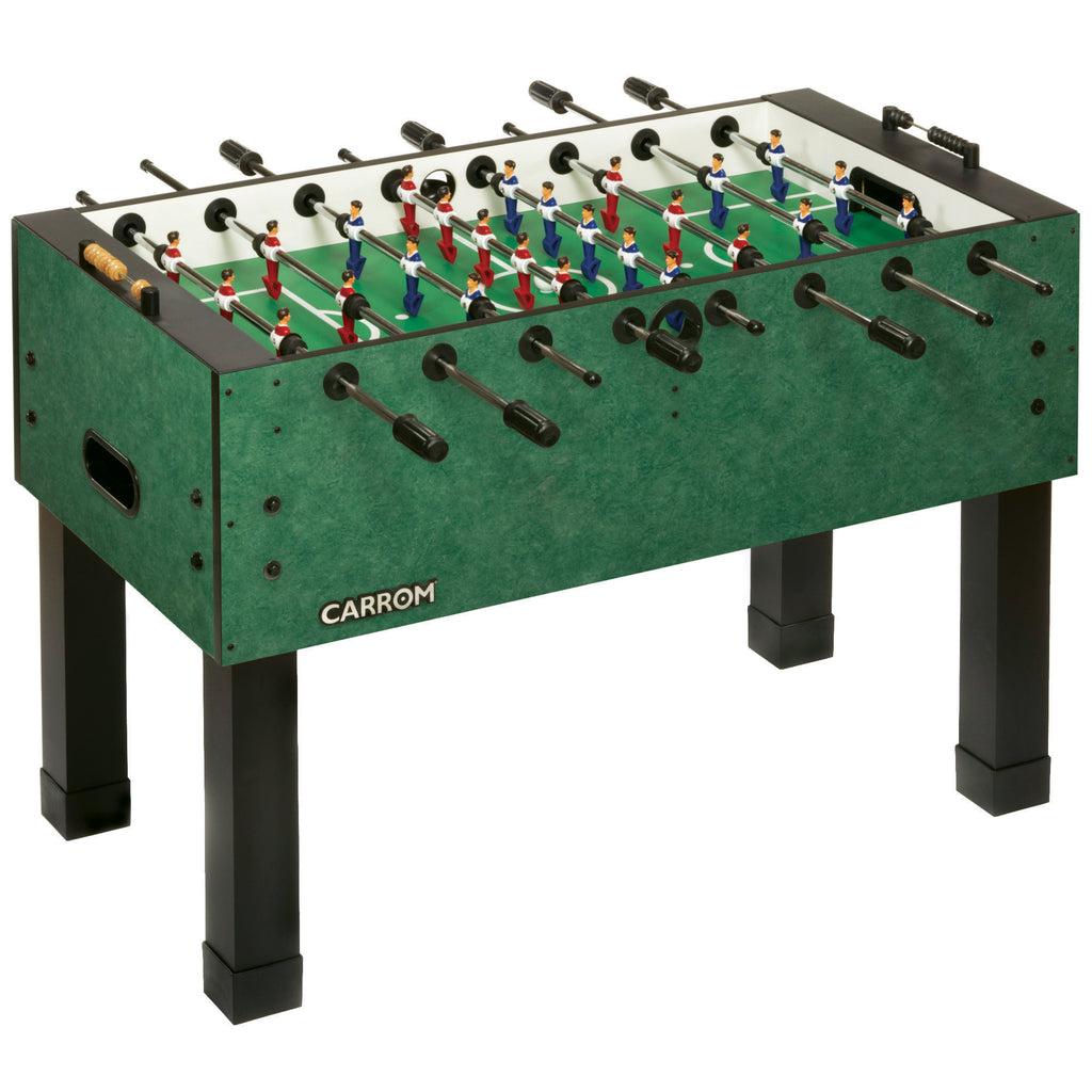 Carrom Agean Foosball Table available at Foosball Planet.