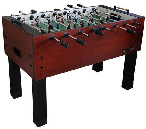 Carrom Wild Cherry Foosball Table