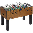 Carrom Burr Oak Foosball Table available at Foosball Planet.