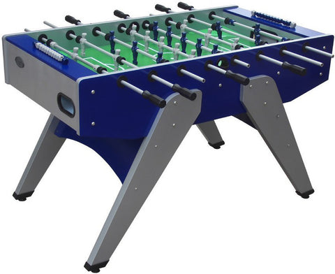 "Berner ""The Florida"" Outdoor Foosball Table in Blue"