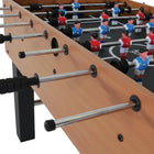 "Handles of a Foosball Table by DMI Sports, The American Legend Charger 52"" available at Foosball Planet"