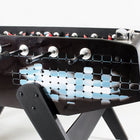 Side View of Atomic Foosball Table called Euro Star by DMI Sports available at Foosball Planet.
