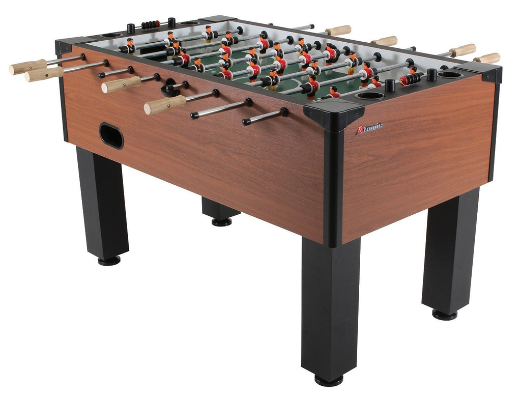 Atomic Gladiator Foosball Table by DMI Sports available at Foosball Planet.