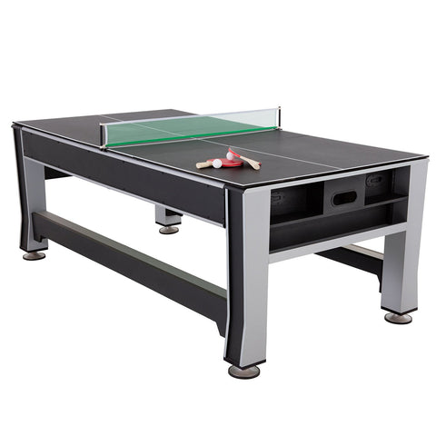 Triumph 84u201d Multi 3 In 1 Rotating Combo Table
