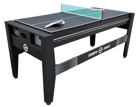 "Triumph 72"" Multi 4-in-1 Rotating Combo Table"
