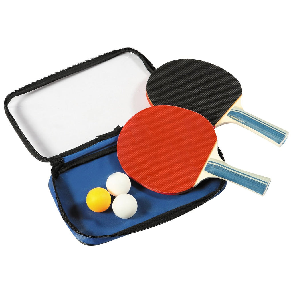 Carmelli™ Dual Control Spin Table Tennis Racket and Ball Set