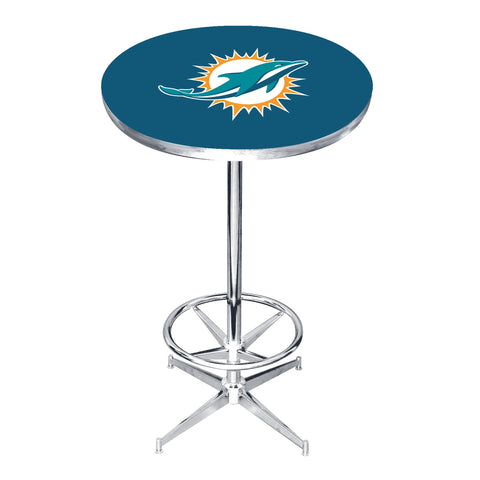 Imperial Miami Dolphins Pub Table