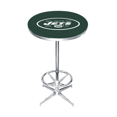 Imperial New York Jets Pub Table